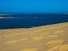 Vue Banc d'arguin depuis la Dune du pyla