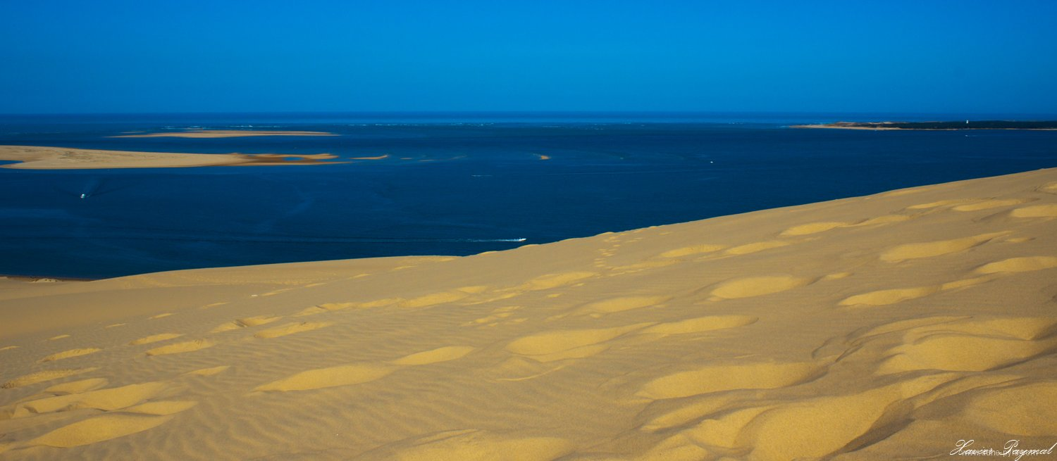 Welcome to The Great Dune of Pyla