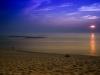 Couple d'amoureux sur la dune du pyla